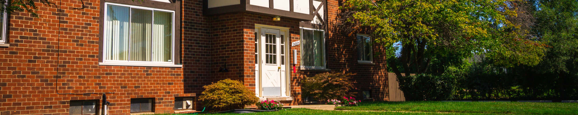 Contact us at Maple Grove Apartments in Sterling Heights, Michigan