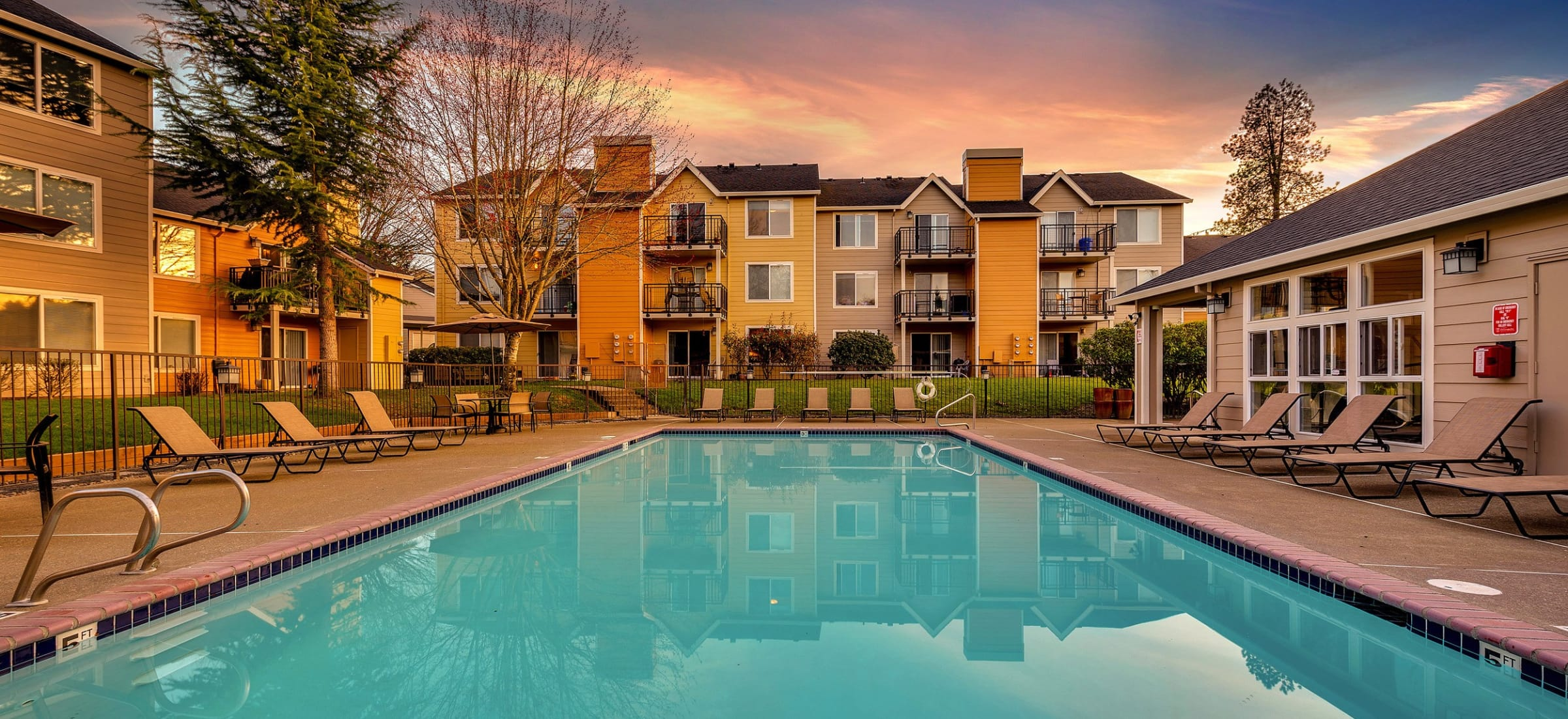 Preserve at Sunnyside Apartments | 1, 2 & 3 Bedroom Apartments in Clackamas, OR