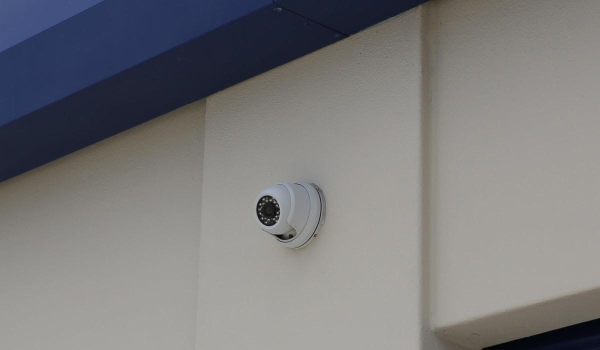 Security cameras at Midgard Self Storage in Bradenton, FL