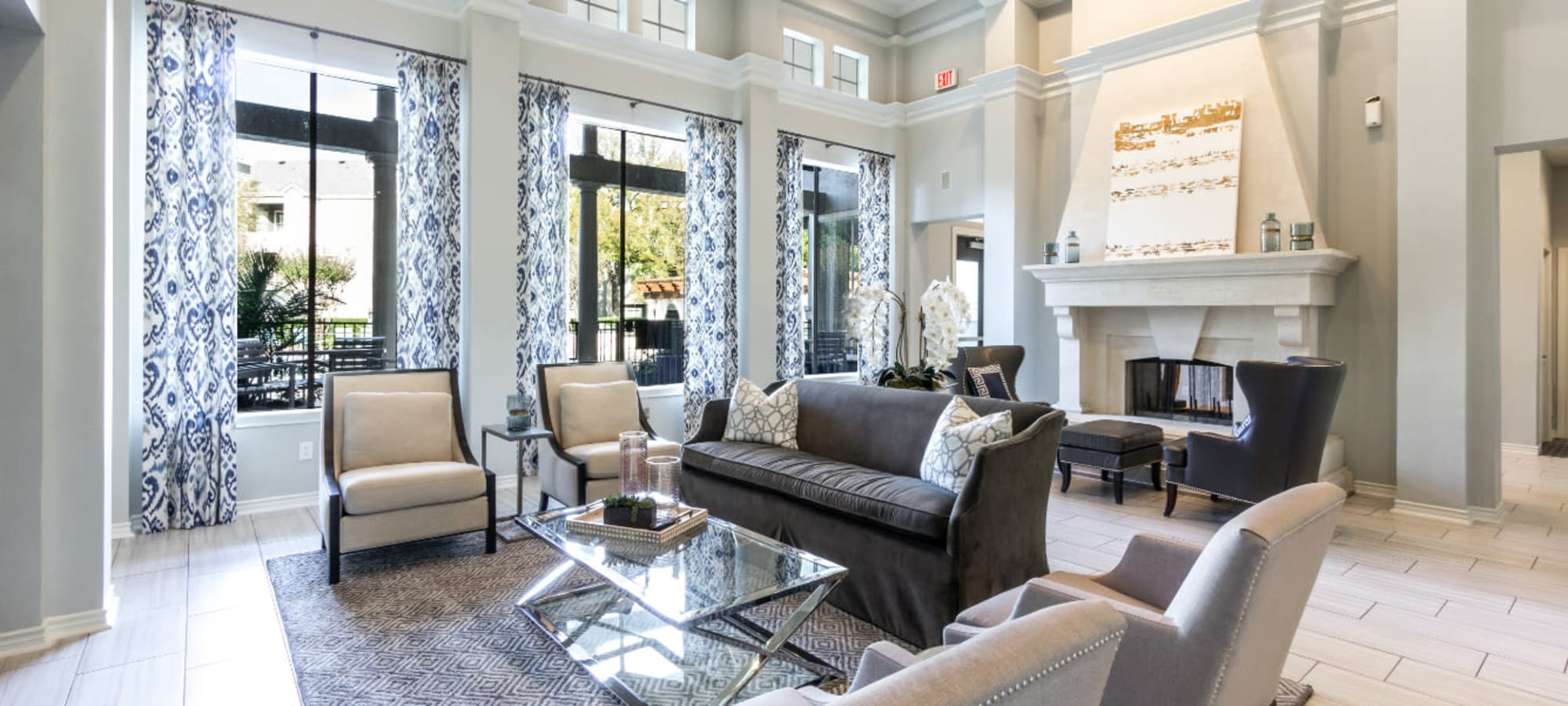 Amenities at Marquis at Stonegate in Fort Worth, Texas