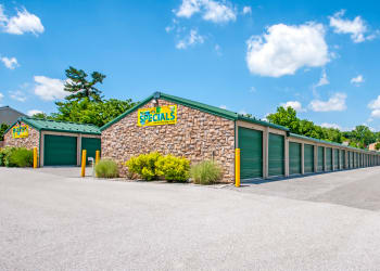Metro Self Storage offers convenient storage solutions in Sharon Hill