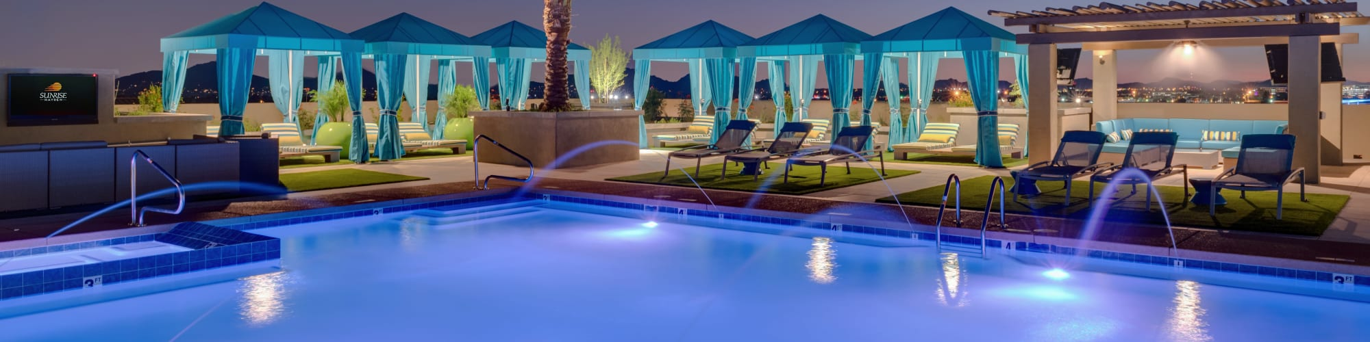 Apply to live at The Core Scottsdale in Scottsdale, Arizona