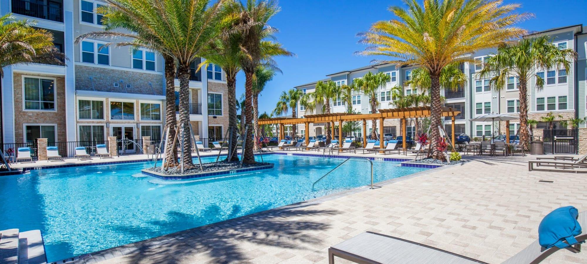 Apartments at Linden Audubon Park in Orlando, Florida