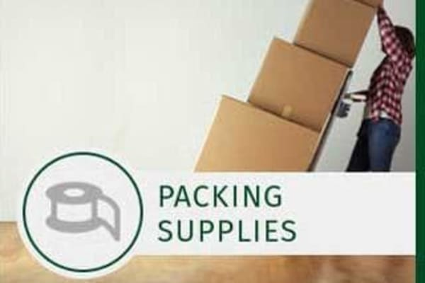Learn about the packing supplies offered at AAA Self Storage at Pleasant Ridge Rd in Greensboro, North Carolina