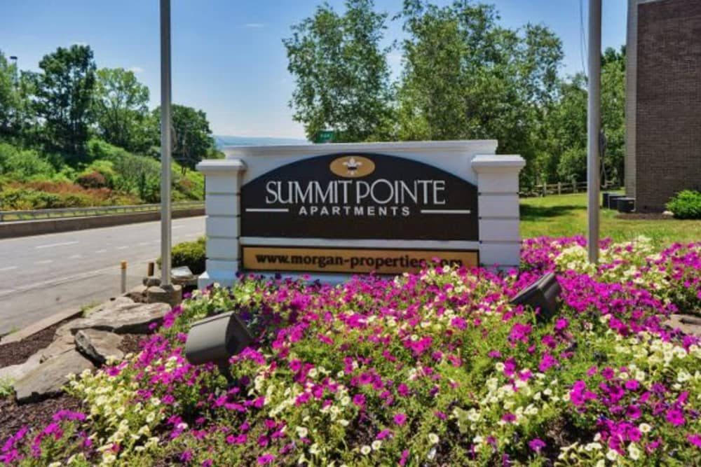 Welcome to Summit Pointe Apartment Homes in Scranton, PA