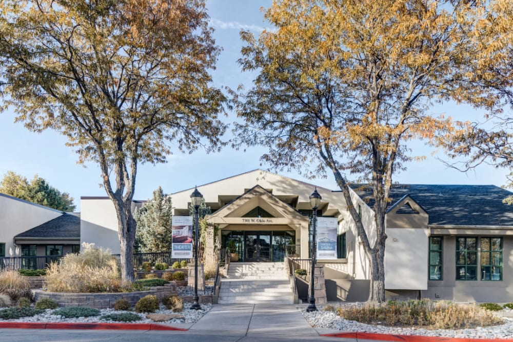 Located within walking distance to Belmar shopping center at Ashford Belmar in Lakewood, Colorado