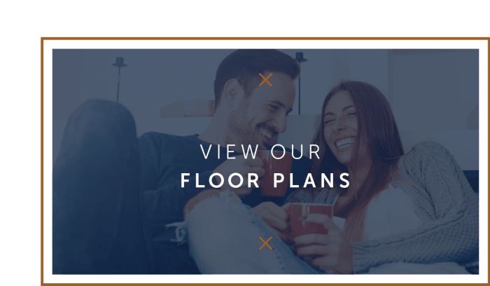 Floor plans at Alta Frisco Square