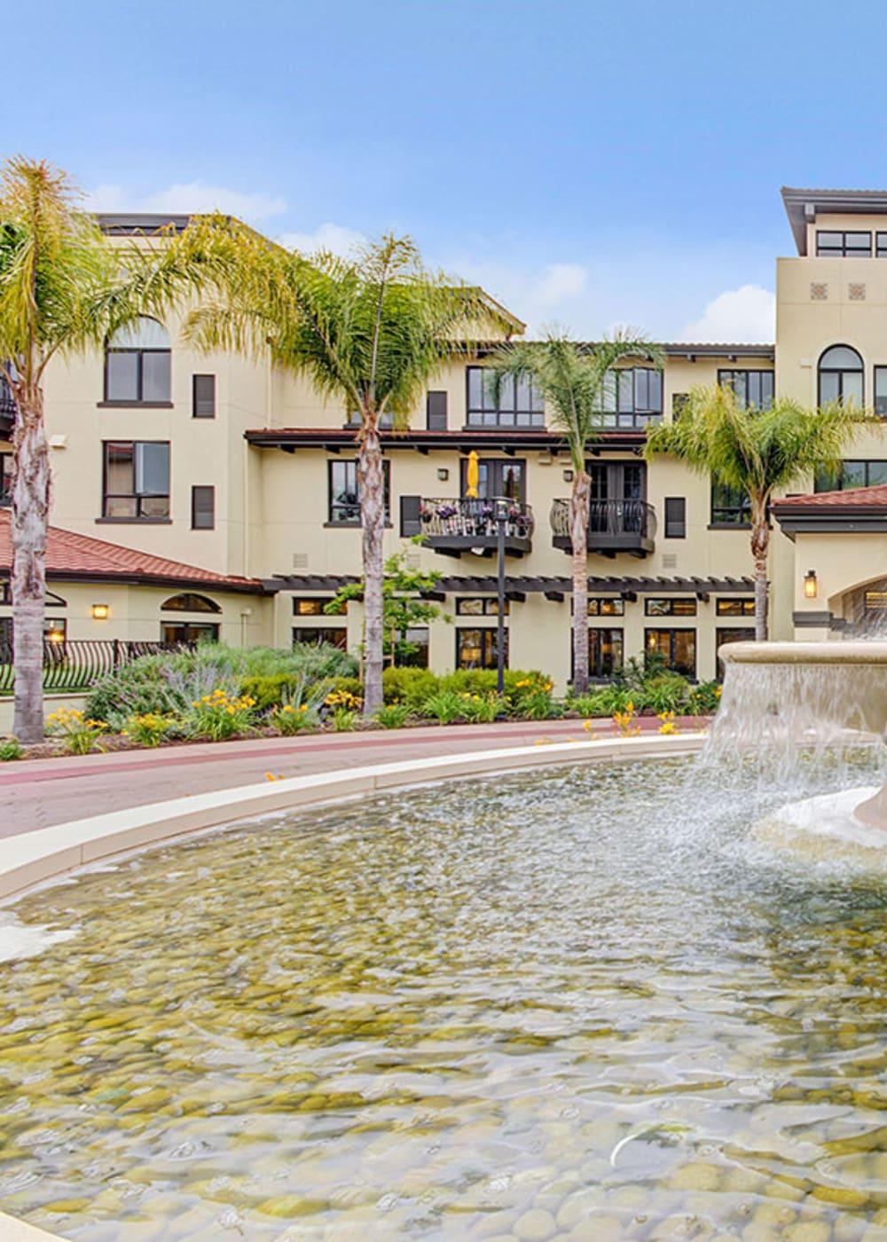 Downtown Campbell, CA Senior Living | Merrill Gardens at Campbell