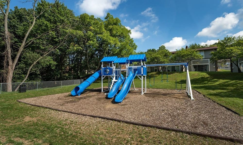 Playground at Nineteen North Apartments in Pittsburgh
