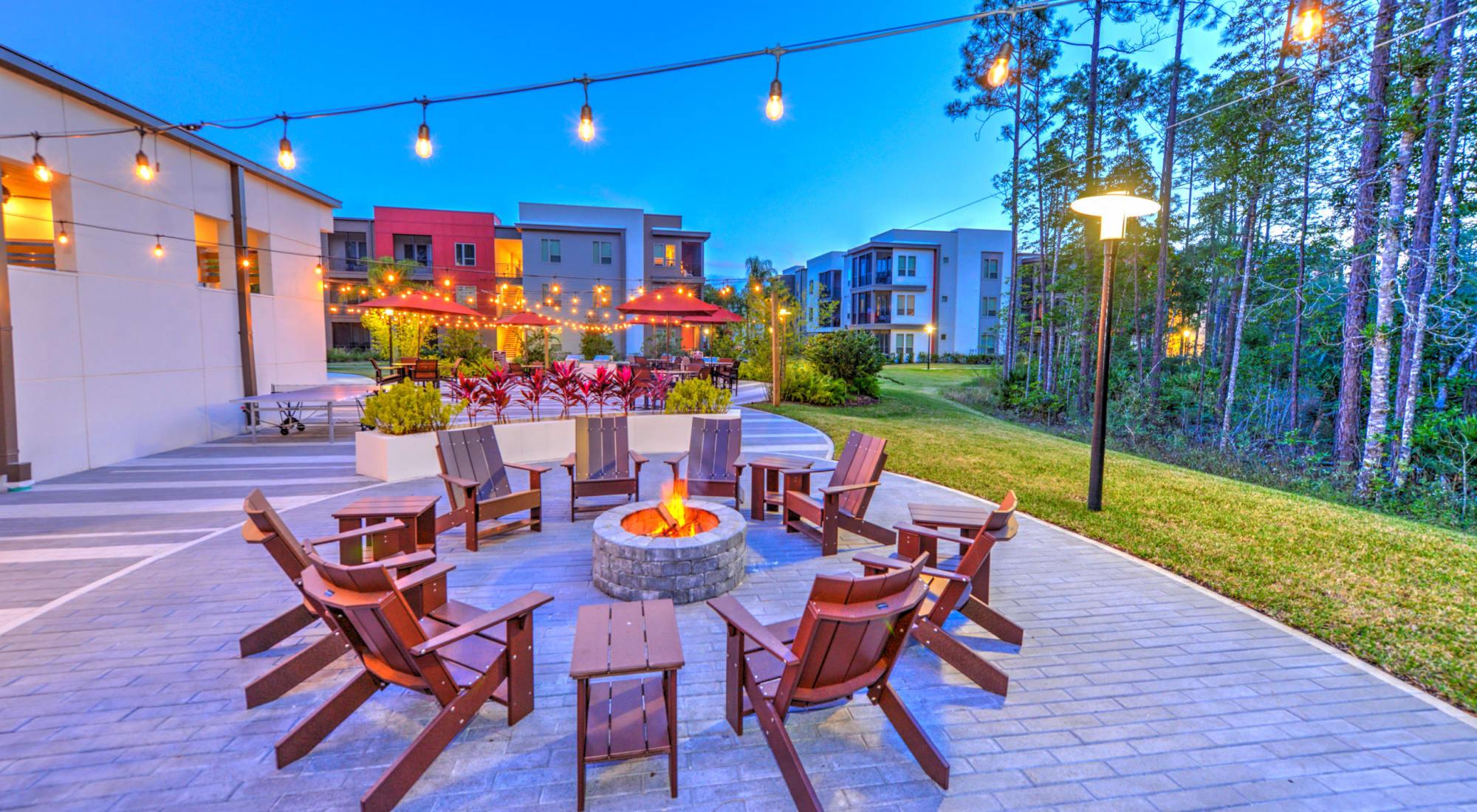 Apartments in Jacksonville, Florida at Luxor Club