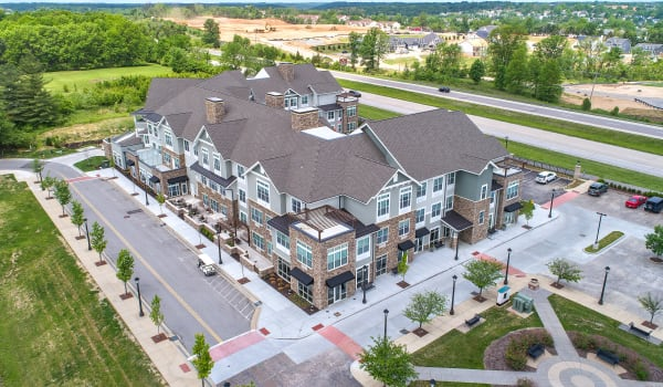 Anthology of Wildwood is a dynamic environment in Wildwood, Missouri