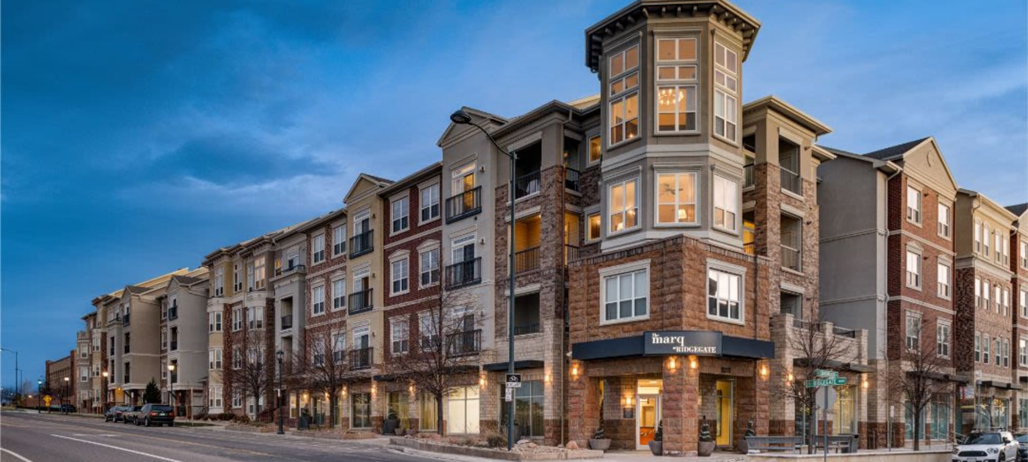 Apartments at The Marq at Ridgegate in Lone Tree, Colorado