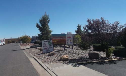 Prescott Valley RV & Self Storage - 9525 E. Lorna Ln.