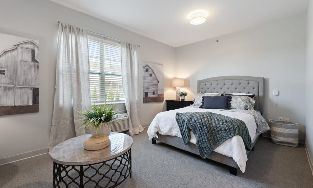 Spacious bedroom at Trilogy Health Services - Owensboro in Owensboro, Kentucky