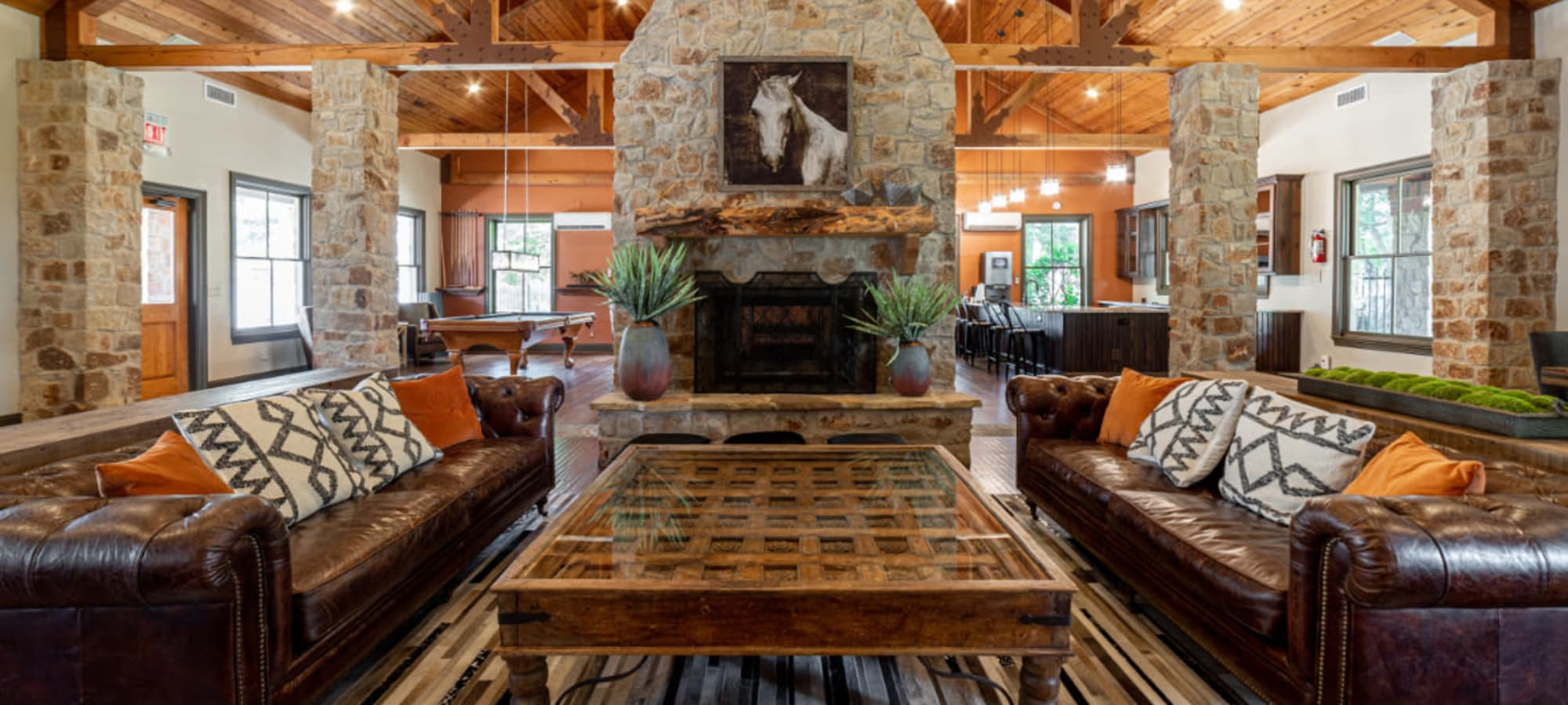 Connect with Marquis at Bellaire Ranch in Fort Worth, Texas