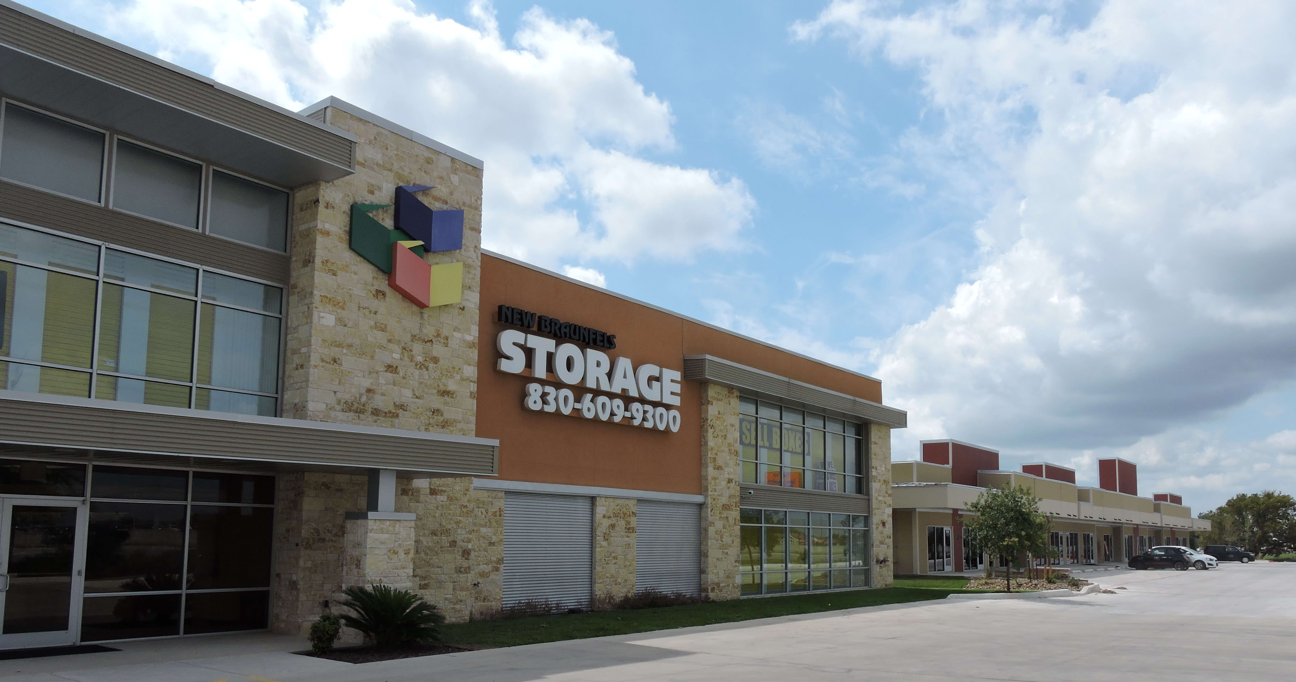 About self storage in New Braunfels, TX