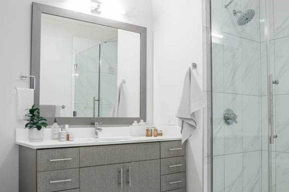 Our Apartments in Binghamton, New York offer a Bathroom