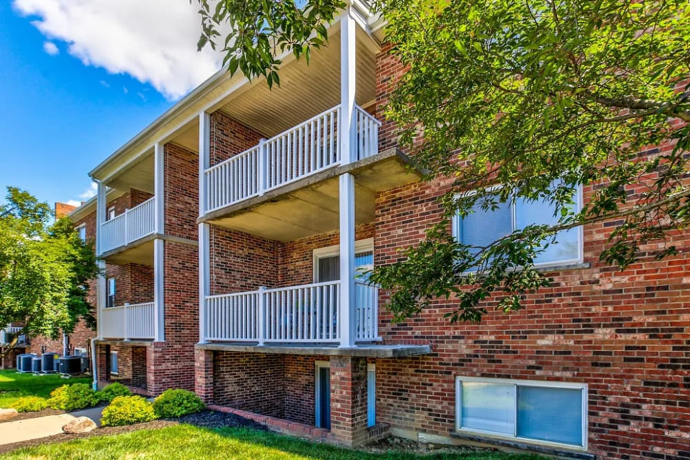 Apartment homes in Ft. Mitchell, Kentucky
