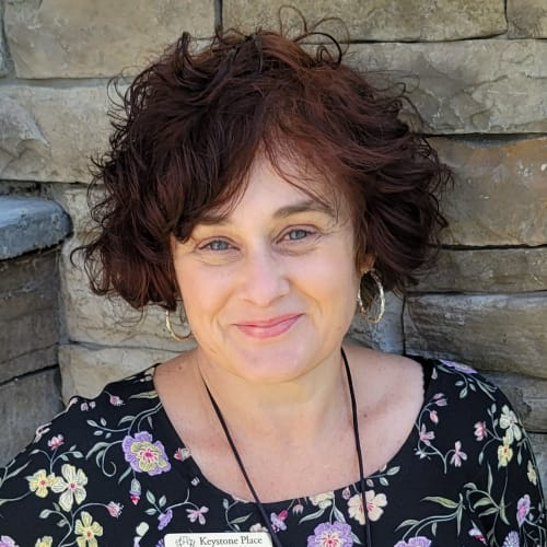 Catherine Smolinsky, Life Enrichment Director of Keystone Place at  Buzzards Bay in Buzzards Bay, Massachusetts