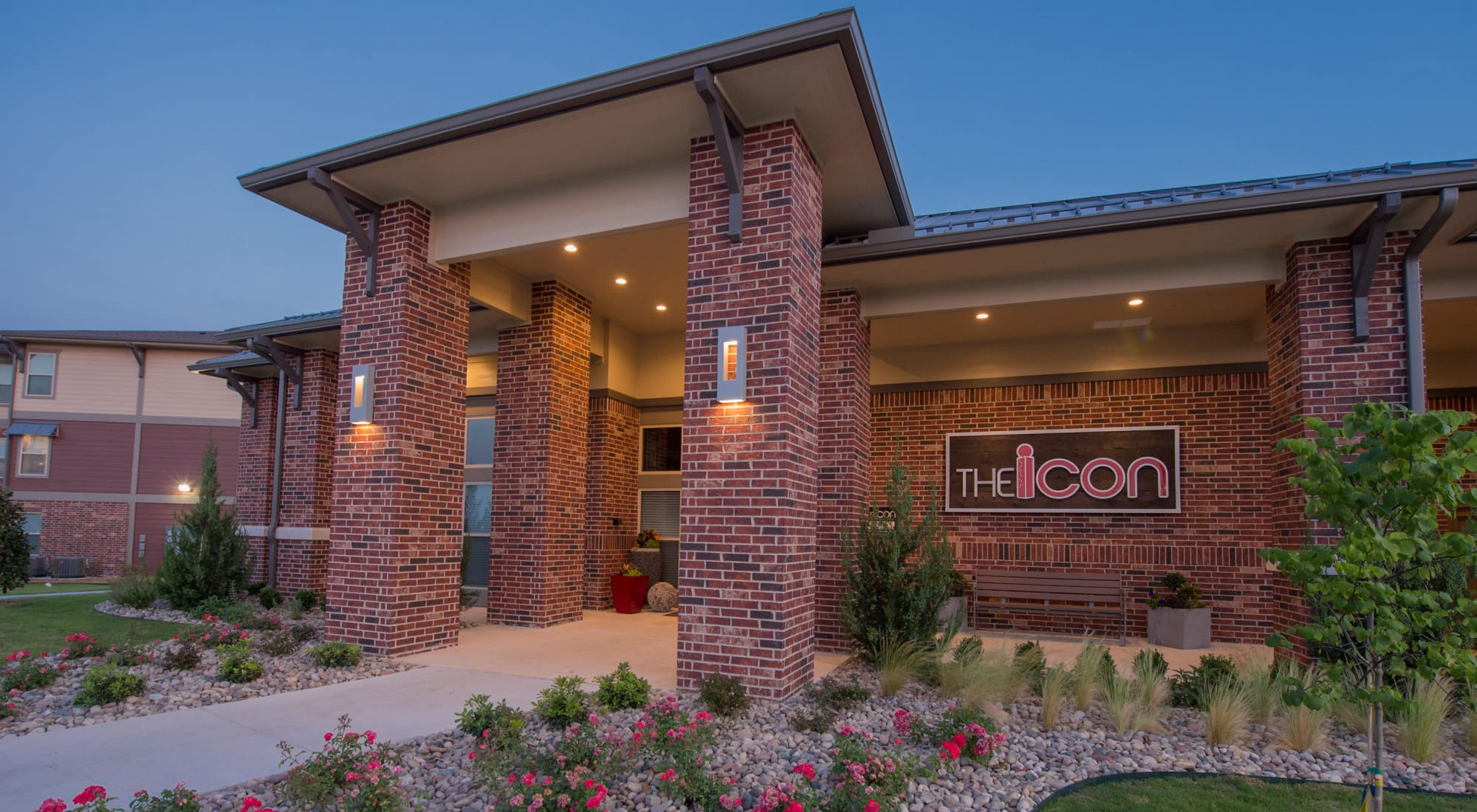 Icon at Hewitt apartments in Hewitt, Texas