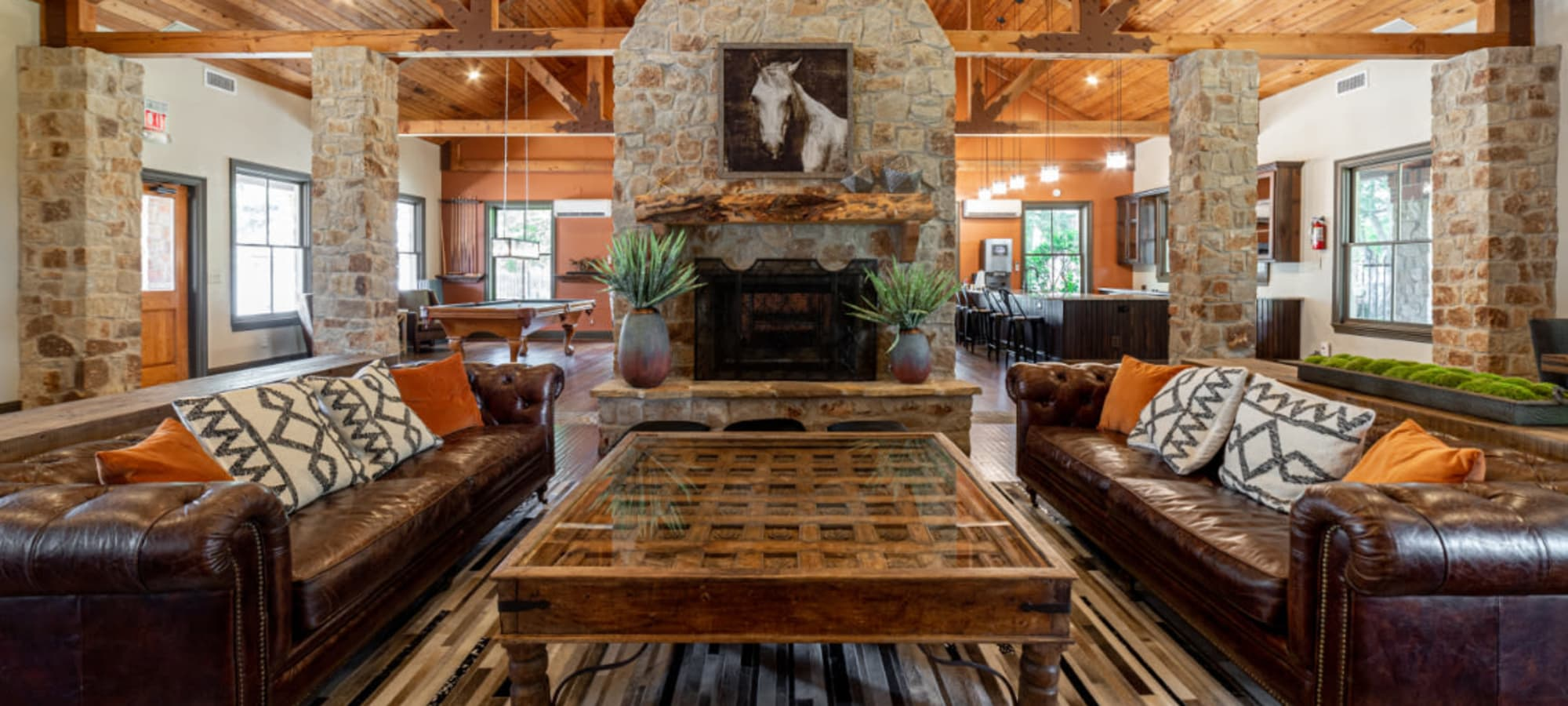 Amenities at Marquis at Bellaire Ranch in Fort Worth, Texas