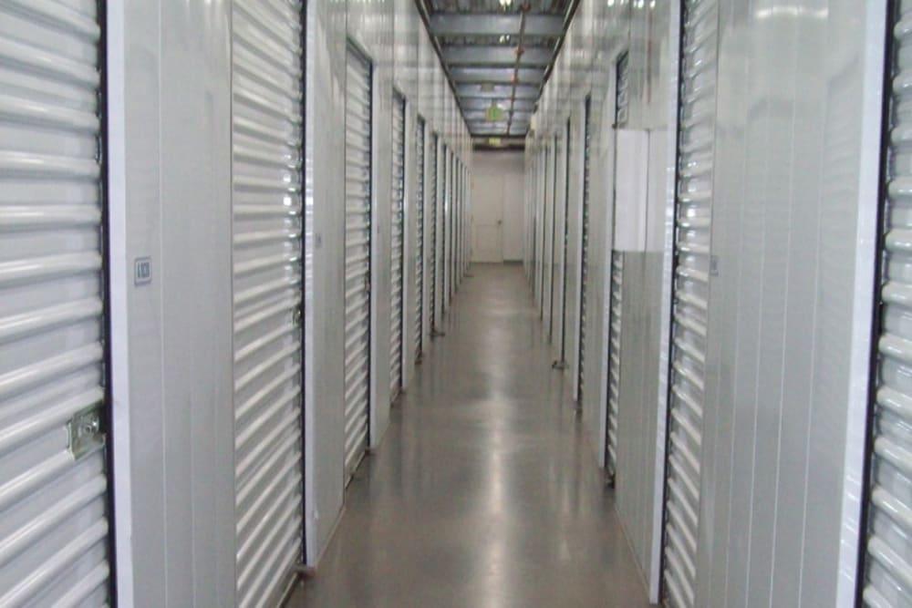 Storage Hallway at Storage Etc... Hancock St