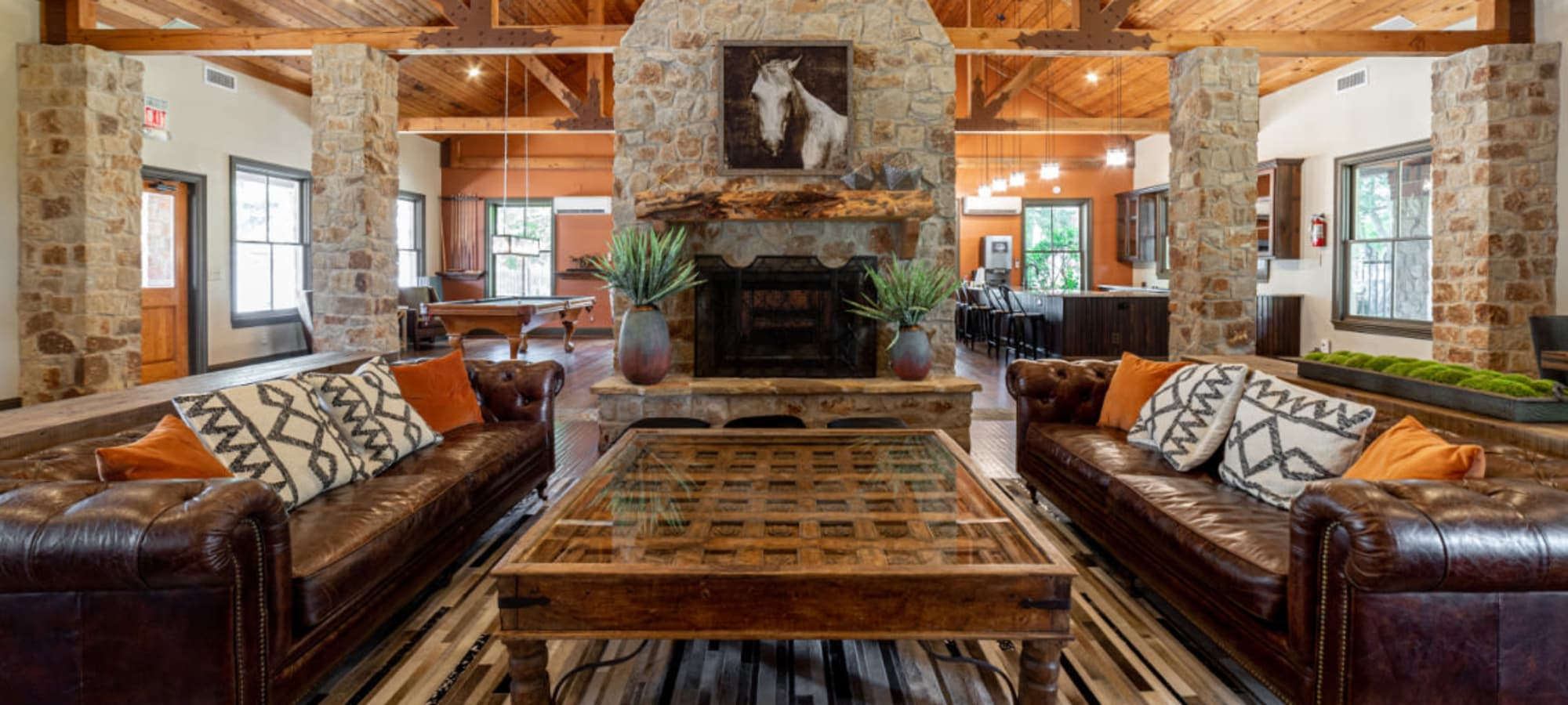 Virtual tours of Marquis at Bellaire Ranch in Fort Worth, Texas
