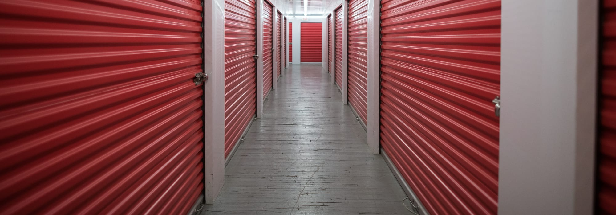 Interior view of Apple Storage @ the Planet