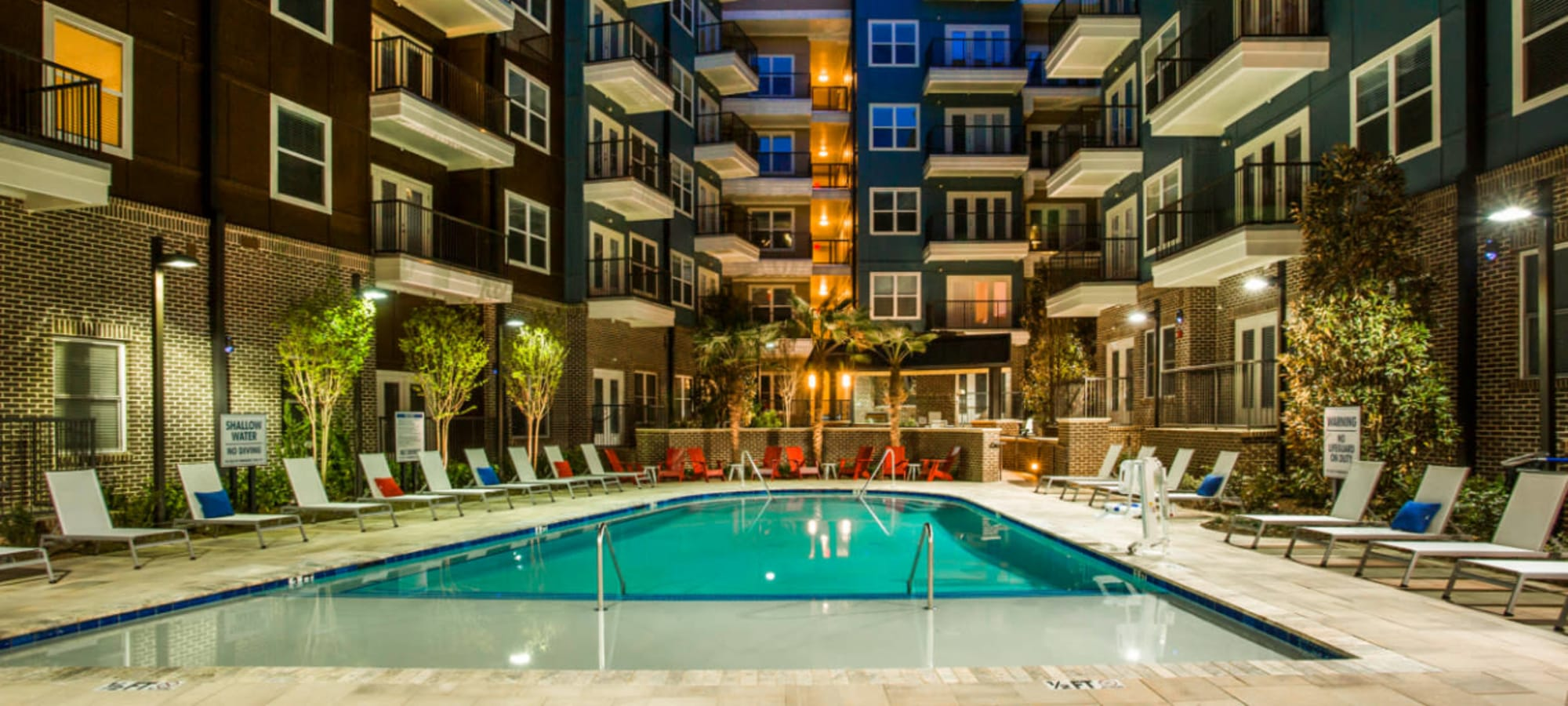 Apartments at Marq Midtown 205 in Charlotte, North Carolina