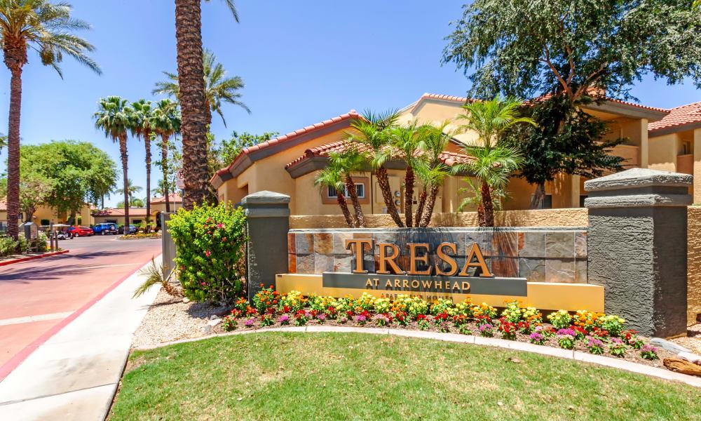 Exterior of Tresa at Arrowhead Apartments in Glendale, AZ