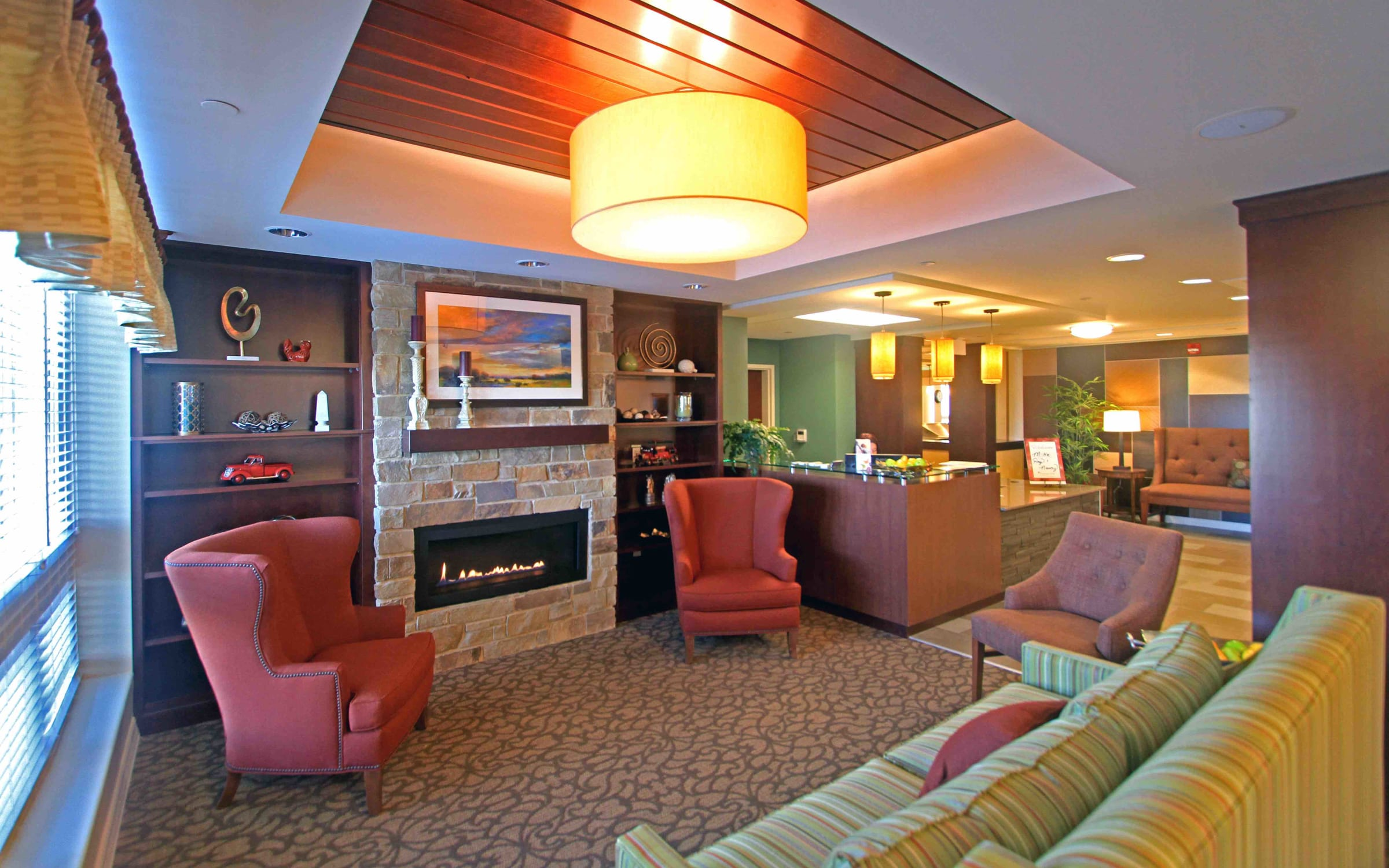 Services and amenities at Anthology of Grayslake in Grayslake, Illinois