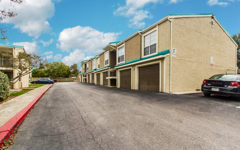 Our lovely apartments at The Pointe at Ramsgate in San Antonio, Texas