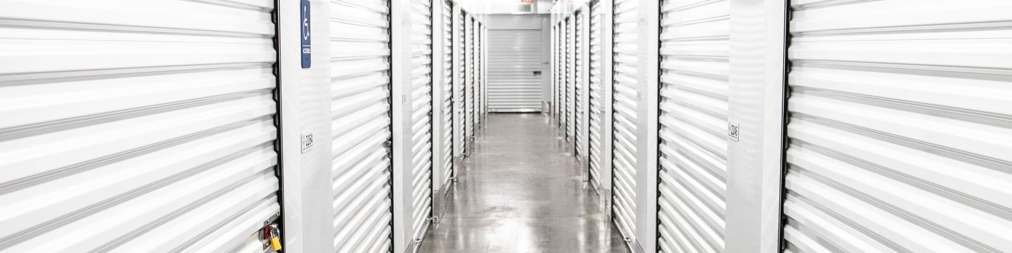 Unit sizes and prices for My Neighborhood Storage Center in Jacksonville, Florida