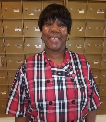 Shirley Jones Taylor, Kitchen Lead - Cook at Garden Place Columbia in Columbia, Illinois.