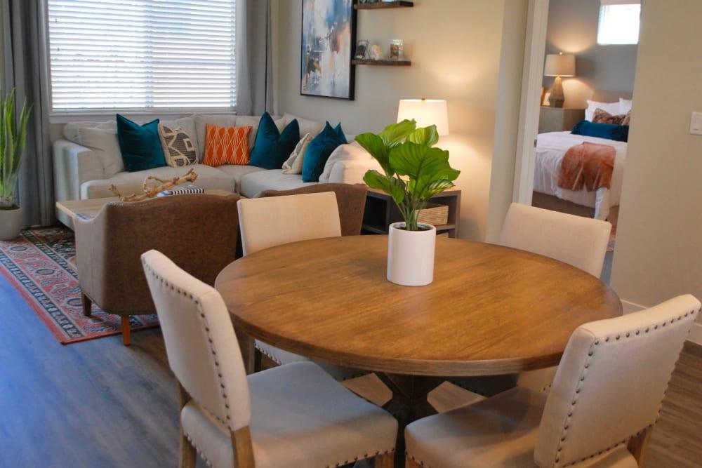 Dining room at Avilla Heritage