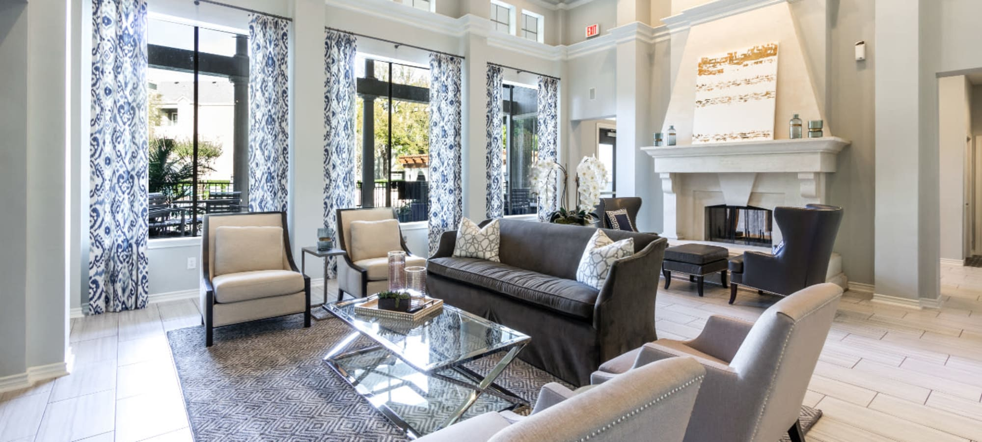 Schedule a tour of Marquis at Stonegate in Fort Worth, Texas