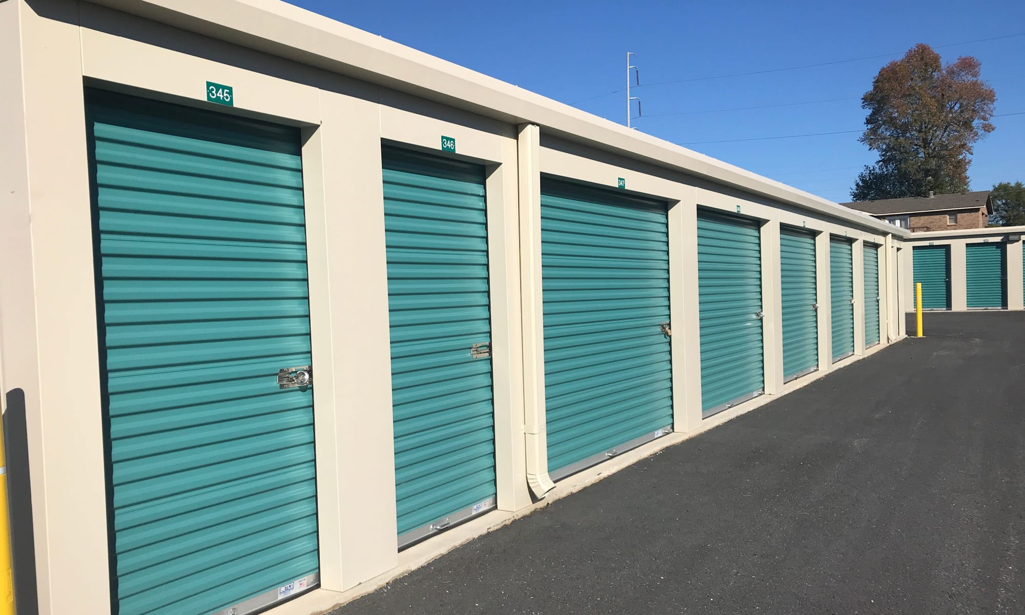 Store With Byron Self Storage