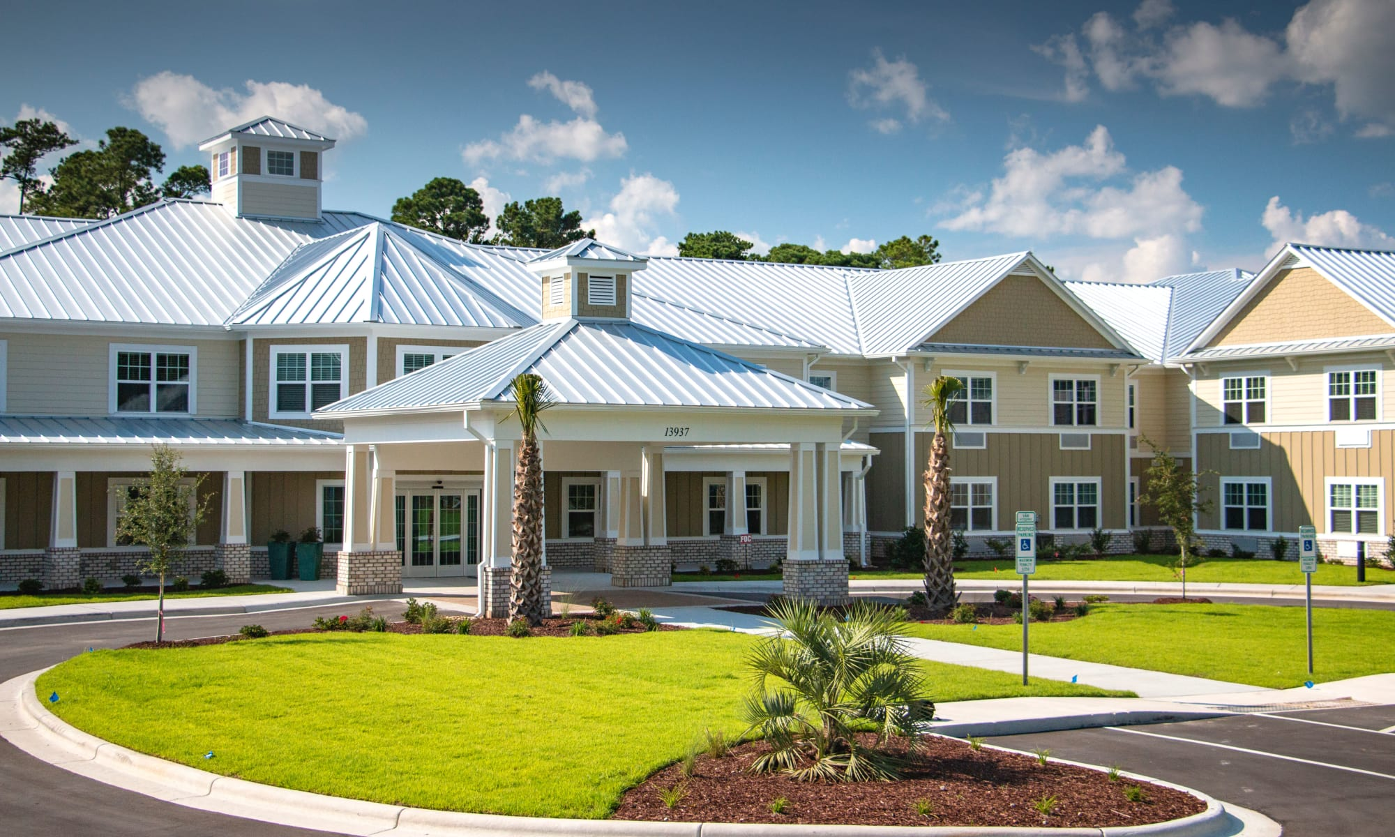 Arbor Landing At Hampstead Hampstead Nc Senior Living