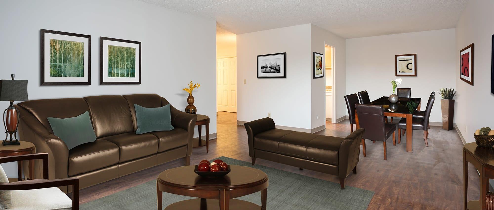 Apartments at Park Guilderland Apartments in Guilderland Center, New York
