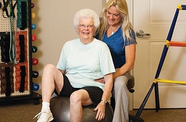 Wellness: Intellectual program at Burr Ridge Senior Living