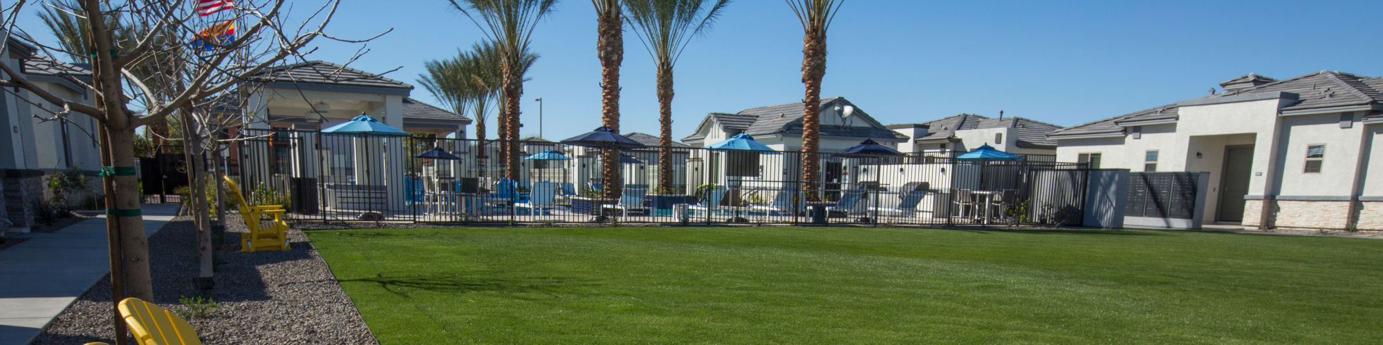Apply to live at Christopher Todd Communities At Marley Park in Surprise, Arizona