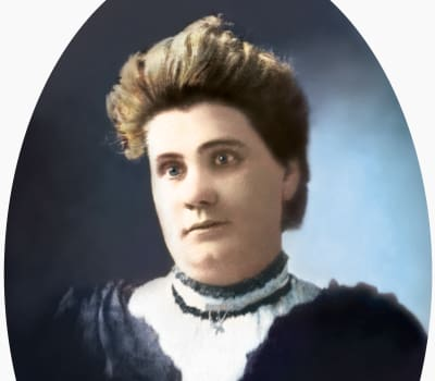 Mary Barry portrait