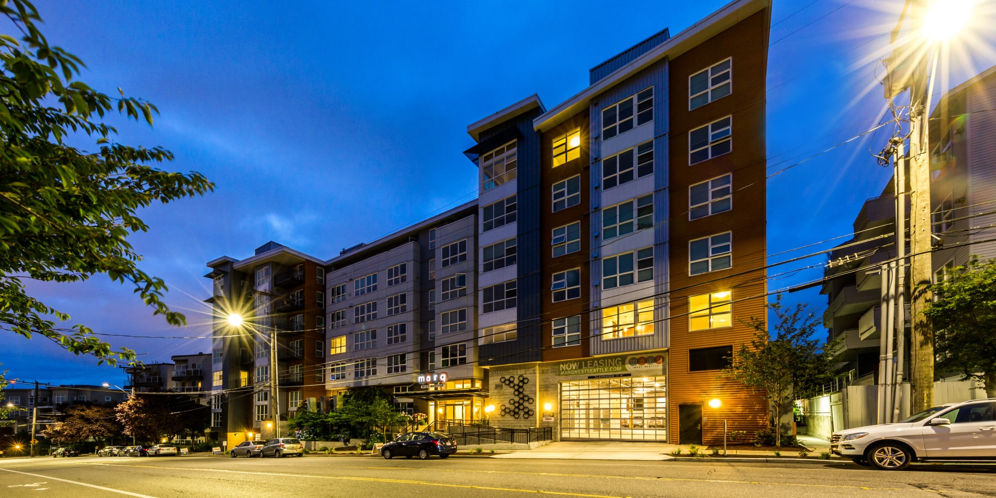 Apartments at Marq West Seattle in Seattle, Washington