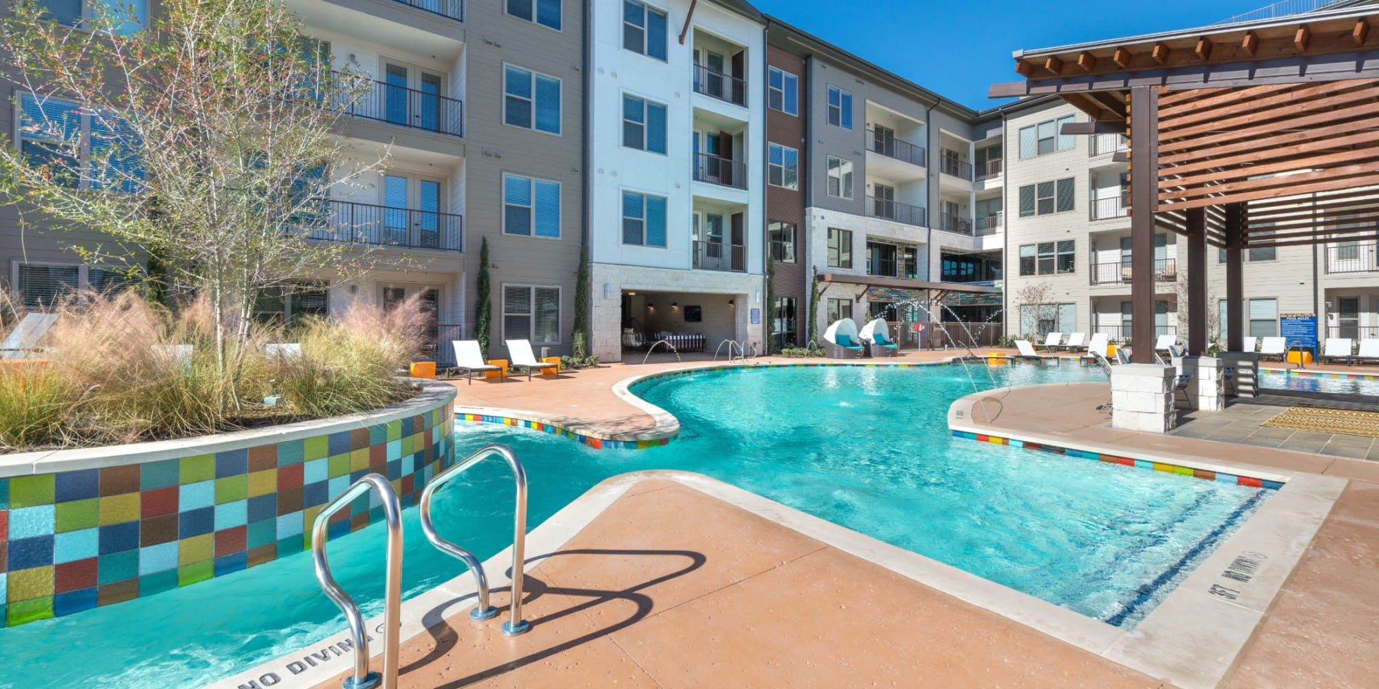 Mercantile River District Apartments in Fort Worth, Texas