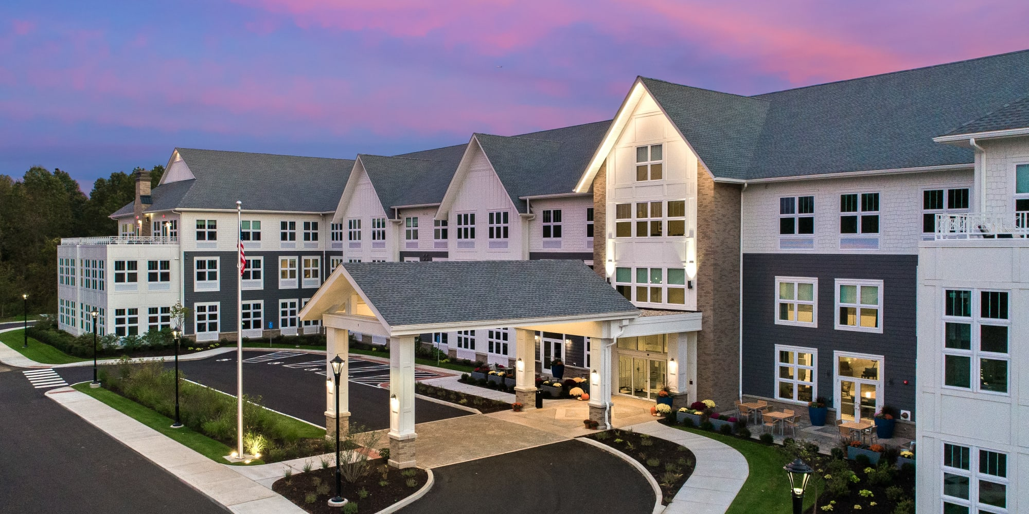 Senior living at Anthology of Farmington in Farmington, Connecticut