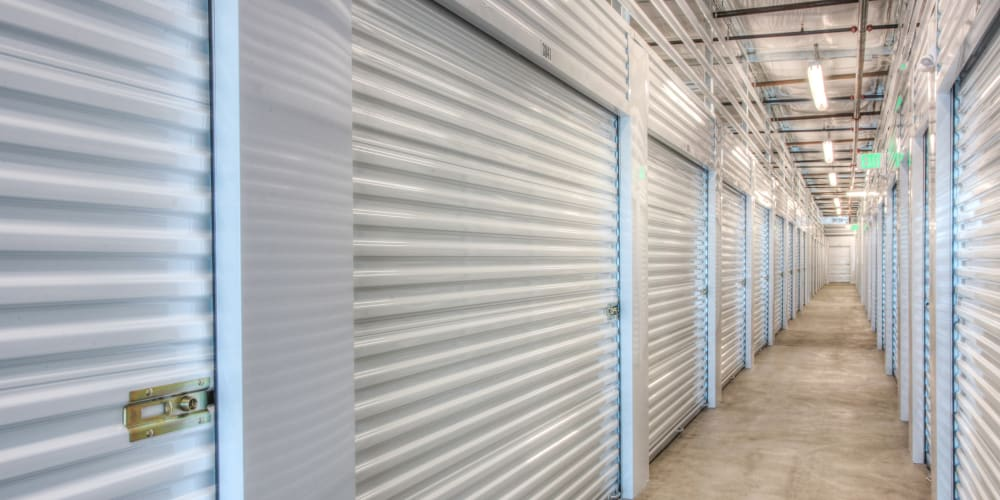 Indoor climate controlled units at StorQuest Express - Self Service Storage in Briarcliff Manor, New York