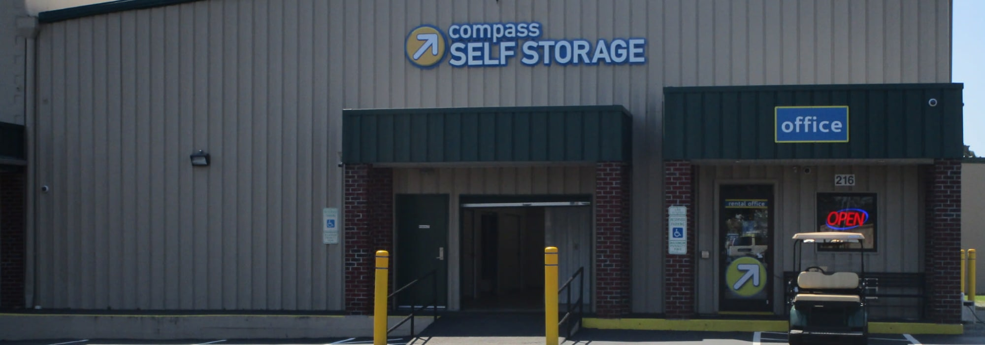 Self storage in Goldsboro NC