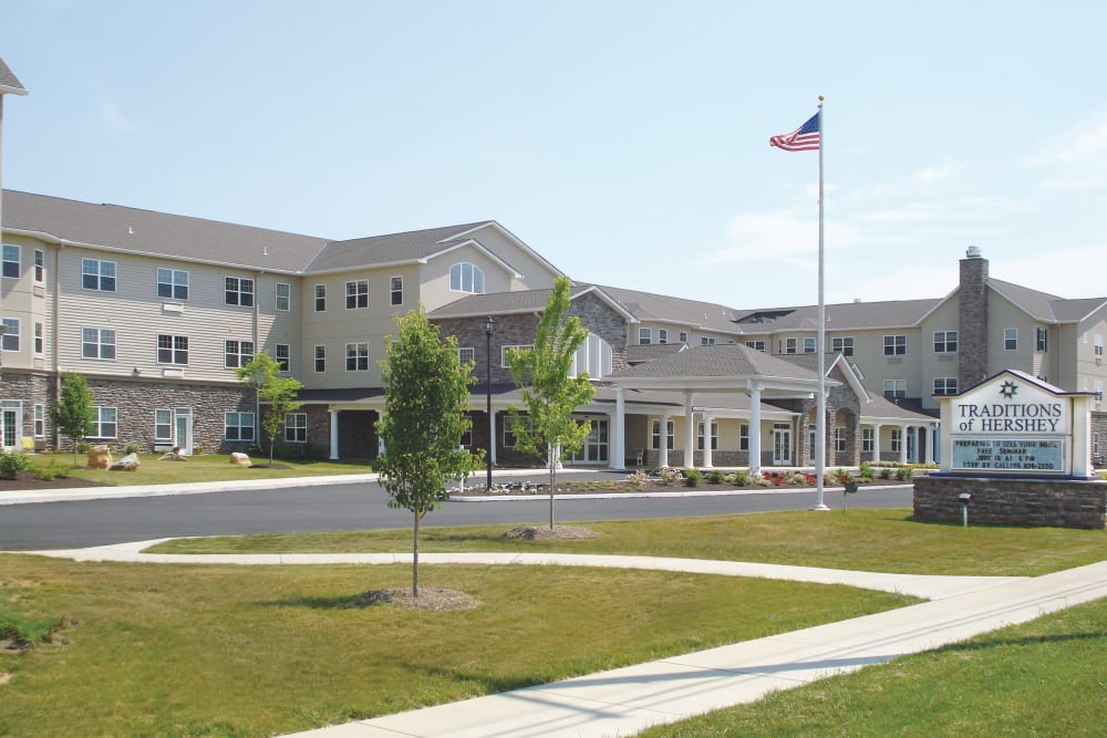 Traditions of Hershey, a Heritage Senior Living in Blue Bell, Pennsylvania community