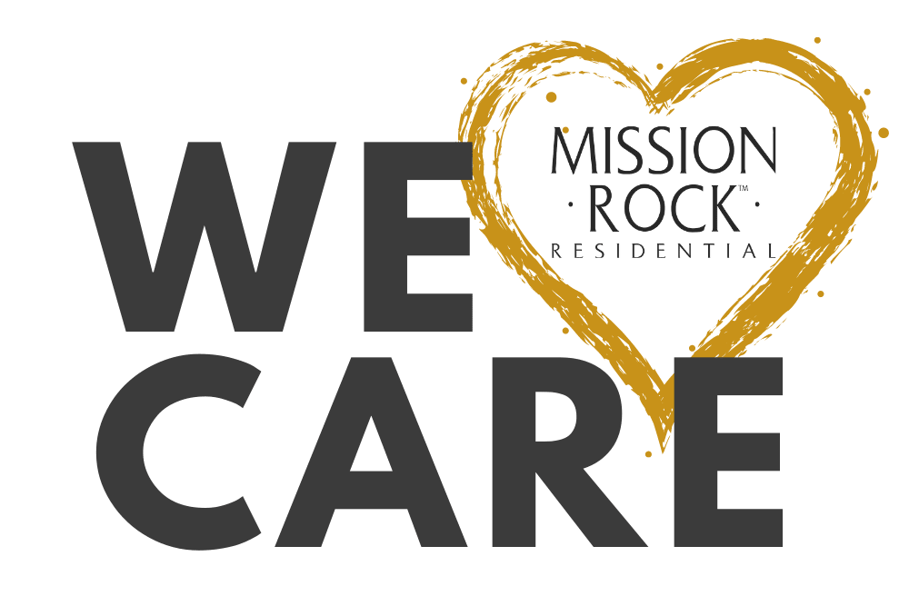 Mission Rock's We Care Commitment