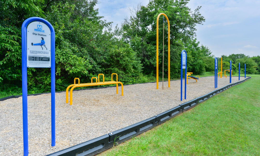 Playground at Forge Gate Apartment Homes